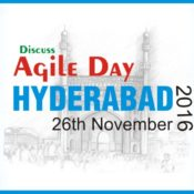 Glimpse of DISCUSSAGILE DAY Hyderabad 2016