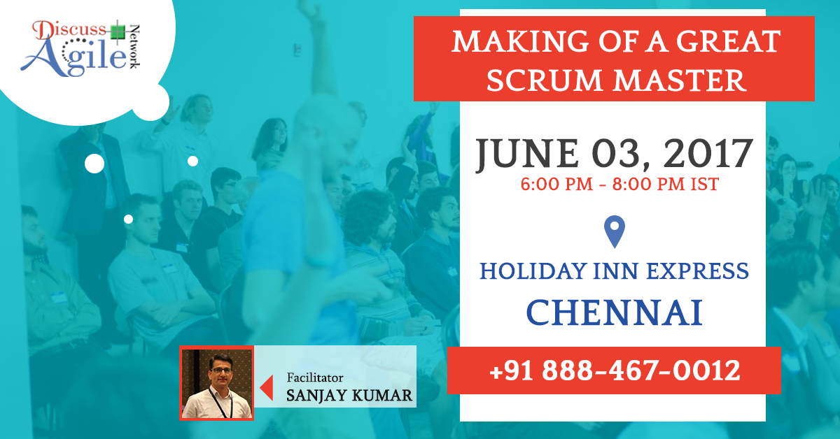 making of a great scrum master