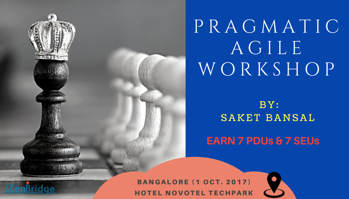 Pragmatic Agile Workshop