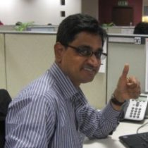 Profile photo of Vidyadhar VM  PMP® Certified, Certified ScrumMaster®